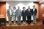 "IAC,  Thailand Digital Government Development Agency (DGA), and the College of Innovation, Thammasat University Workshop on ""Leveraging Thailand Digital Government to Global Scale through AI"", January 2019"